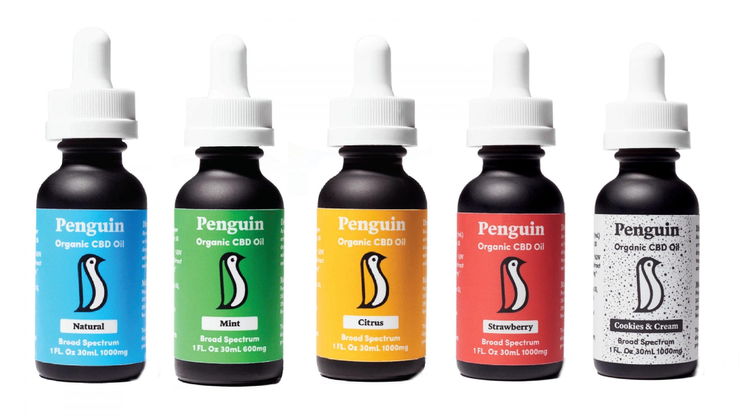 Penguin CBD black friday 2020