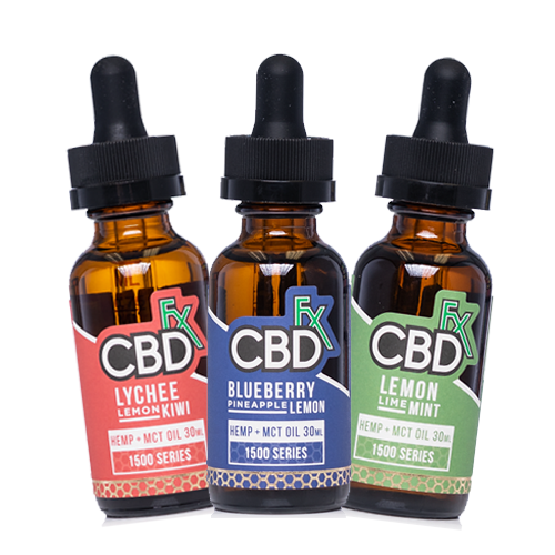 CBDfx CBD oil coupons review