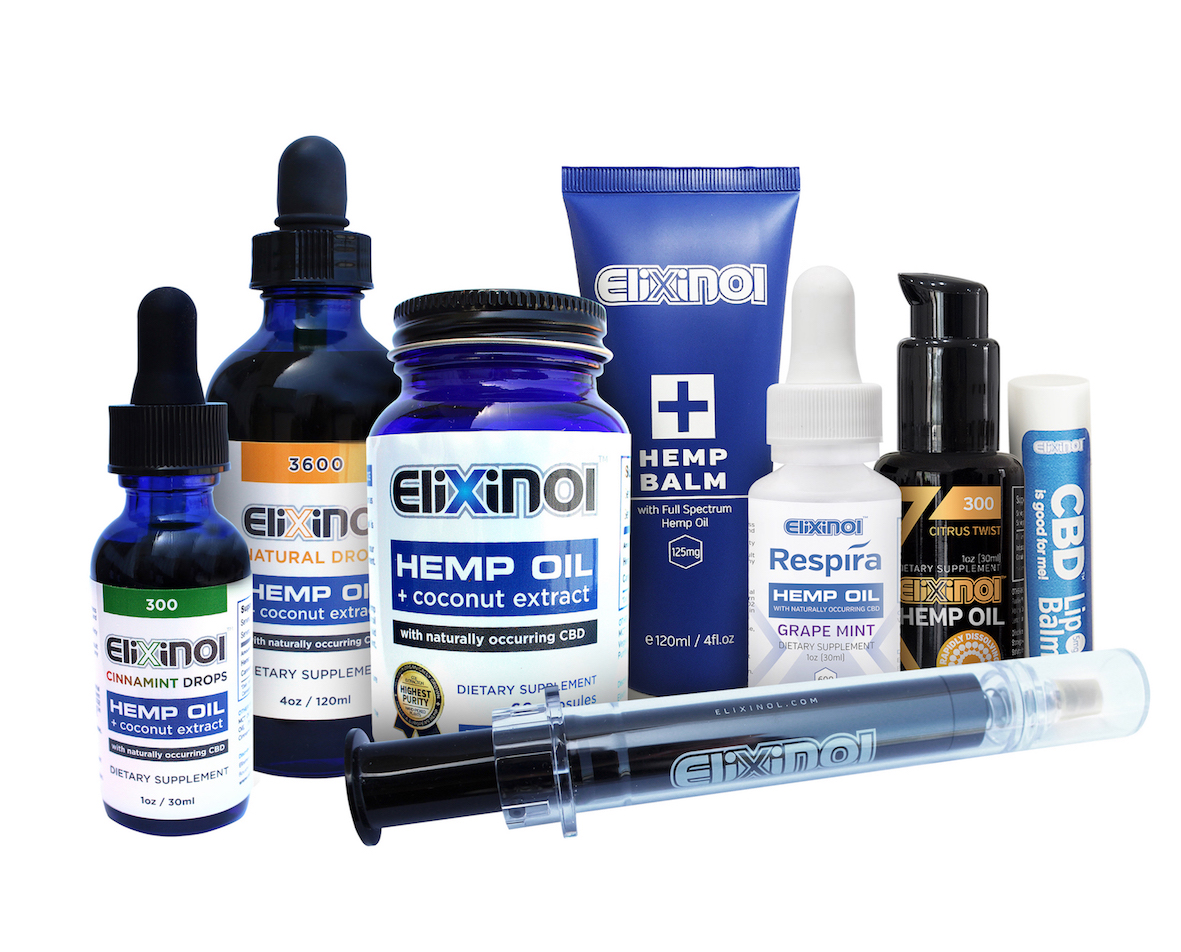 Elixinol CBD coupons review 2021
