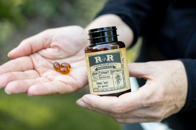 R+R Medicinals CBD Capsules coupons review 20211