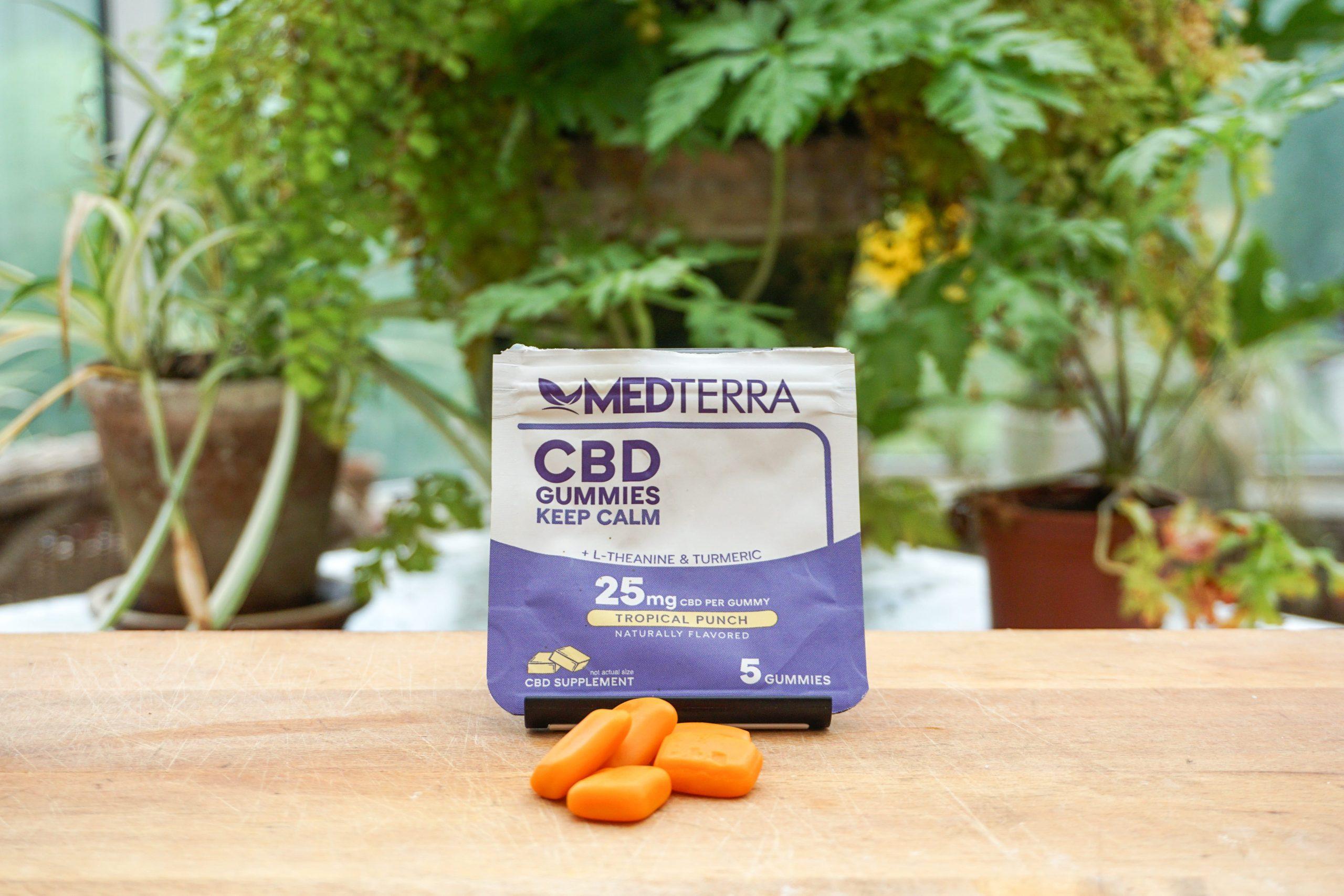 Medterra CBD gummies review coupons 2021